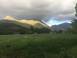 Across Glencoe